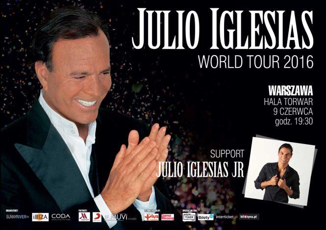 Julio Iglesias na Torwarze!