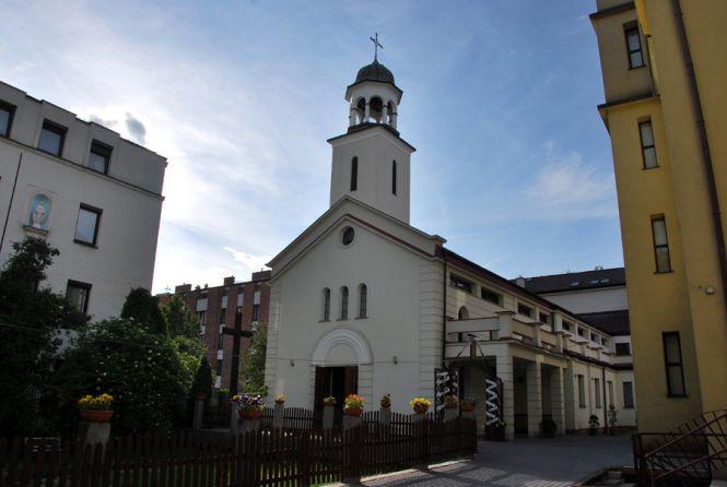 Kościół przy ul. Żytniej w Warszawie
