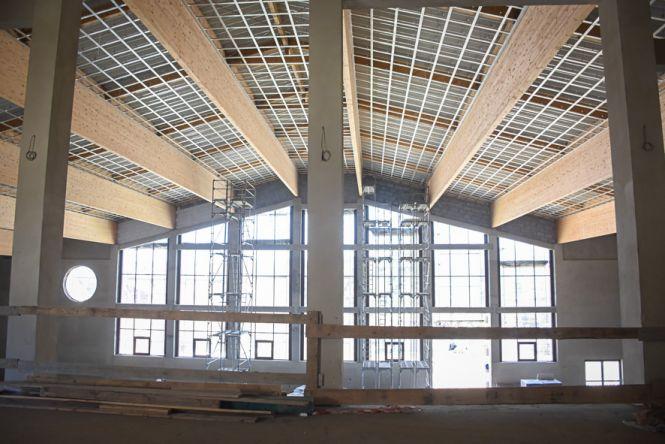 Nowa hala sportowa w Zakopanem