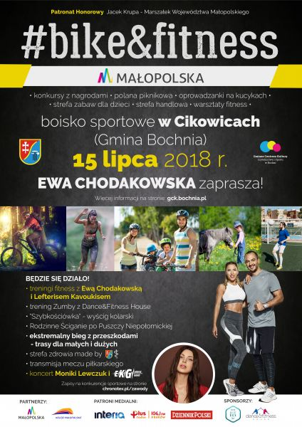 #bike&fitness Małopolska