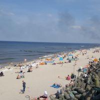 Ograniczenie możliwości palenia papierosów na darłowskich plażach