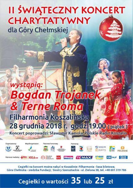 Koncert charytatywny w Filharmonii Koszalińskiej
