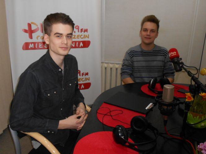Szymon Detko i Maciej Skowroński, Młodzieżowa Rada Miasta w Szczecinie