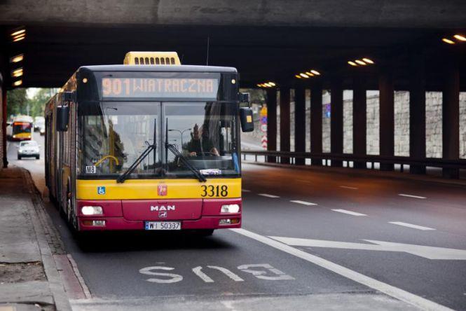 Warszawa szykuje się do wyznaczenia nowych buspasów