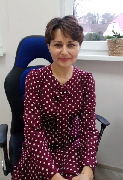 Agnieszka Kołodziejczak, kierownik Środowiskowego Domu Pomocy Społecznej w Turowie
