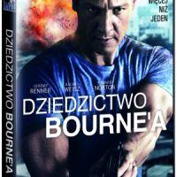 DZIEDZICTWO BOURNE`A juz na Blu-ray i DVD!
