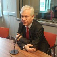"""Gościem """"Sedna sprawy"""" był Marek Jurek prezes Prawicy Rzeczpospolitej"""